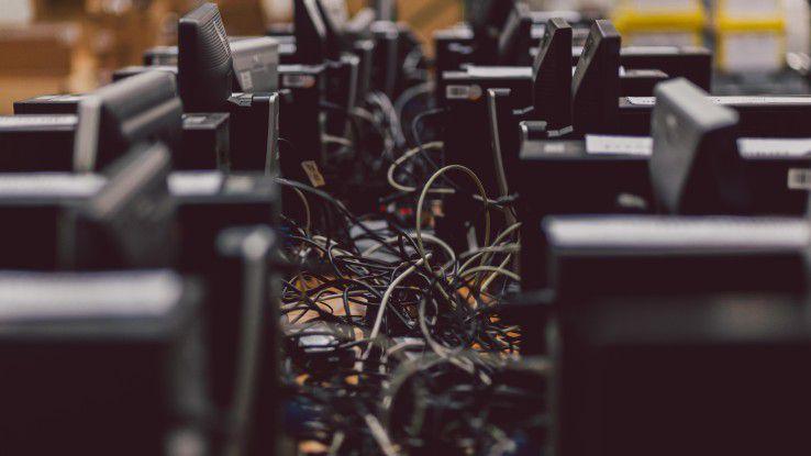 Große PC-Rollouts, ohne dass ein Techniker sich an jeden einzelnen PC setzt - auch das soll die automatisierte Checkliste ermöglichen.
